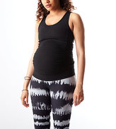 Lucy Shine Strong Maternity Tank
