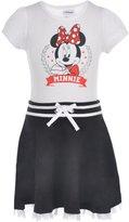 "Disney Minnie Mouse Little Girls' ""Sporty Glitter"" Dress"