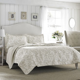 Laura Ashley Home Riley Quilt Set
