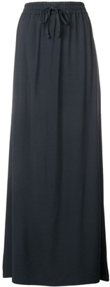 Societe Anonyme Long Loose Skirt