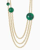 Charming charlie Marika Medallion Necklace Only 1 left Name Qty Marika Medallion Necklace 1 // Only 1 left in Dark Green!