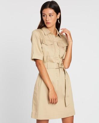 Whistles Gemma Shirt Dress