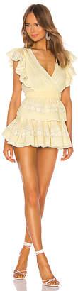 LoveShackFancy Gwen Dress