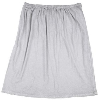 Humanoid Knee length skirt