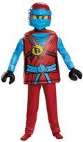 Kids Lego Ninjago Nya Deluxe Costume