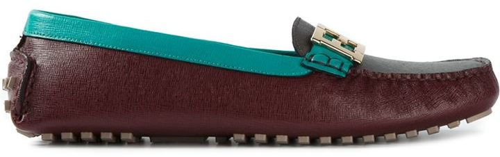Fendi 'College' driving shoes