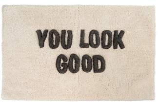 INDABA You Look Good Bath Mat