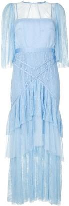 Alice McCall Love Craft maxi dress