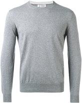 Brunello Cucinelli crew neck sweatshirt - men - Cotton - 48