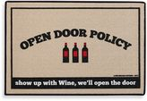 Bed Bath & Beyond Open Door Policy Door Mat