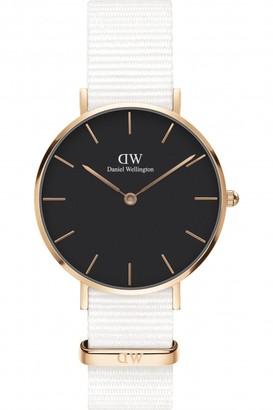 Daniel Wellington Petite 32 Dover RG Black Watch DW00100312