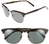Ted Baker Men's 54Mm Polarized Sunglasses - Tortoise