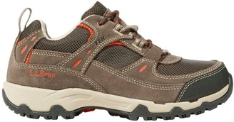 L.L. Bean Women's Trail Model 4 Waterproof Hiking Shoes