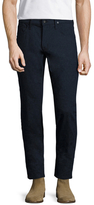 Hudson Blake Cotton Slim Straight Jeans