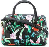 Kate Spade floral tote bag - women - Polyurethane - One Size