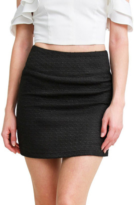 Belle & Bloom Paddington Fair Black Skirt