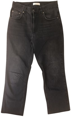 Anine Bing Grey Cotton - elasthane Jeans for Women