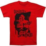 FEA Rockabilia Sex Pistols London's Outrage! T-shirt