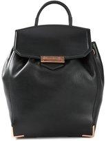 Alexander Wang 'Prisma Skeletal' backpack - women - Calf Leather - One Size