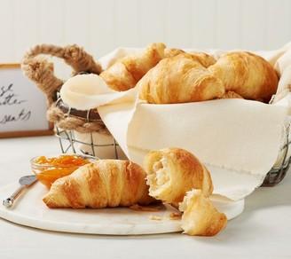 Authentic Gourmet (45) Classic Butter Croissants Auto-Delivery