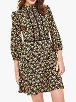 Oasis Ditsy Floral Skater Dress, Multi