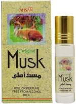 Ahsan Original Musk Natural Fragrance Roll On Perfume - 8 ml