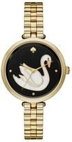 Kate Spade 'swan Lake' Bracelet Watch, 34mm
