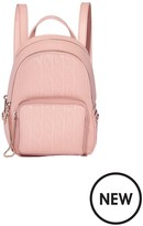 Juicy Couture Juicy Aspen Mini Pink Backpack