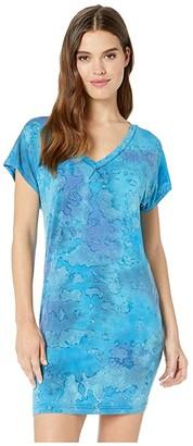 Hard Tail T-Shirt Tunic (Honeygold) Women's T Shirt