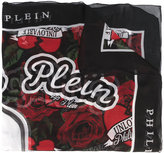 Philipp Plein printed scarf - women - Silk - One Size