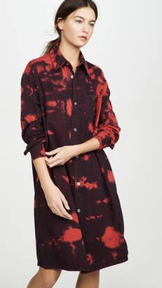 McQ Tatsuko Shirtdress