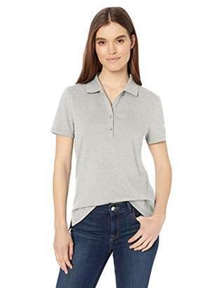 Amazon Essentials Short-Sleeve Polo Shirt,S