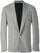 E. Tautz one button blazer