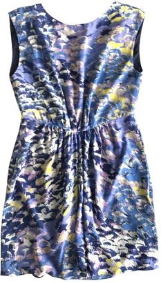 Tibi Multicolour Silk Dresses