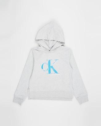 Calvin Klein Jeans Seasonal Monogram Hoodie - Teens