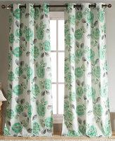 "Kensie Home Amanda Linen Look Pair of 38'' x 84"" Curtain Panels"