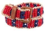 Prada Woven Waist Belt