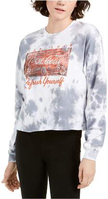 True Vintage Coca-Cola Graphic-Print Cotton T-Shirt