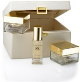 Deep Sea Cosmetics Mineral Matrix 24K Luxury 3-Piece Treatment Kit (Magnet Mask, Serum, Post-Action Cream)