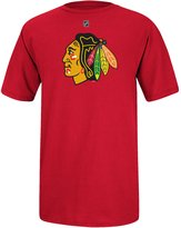 Reebok Chicago Blackhawks NHL Primary Logo T-Shirt (Adult)