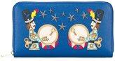 Dolce & Gabbana embellished 'Dauphine' wallet