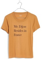 Madewell Women's Mr. Dijon Graphic Tee