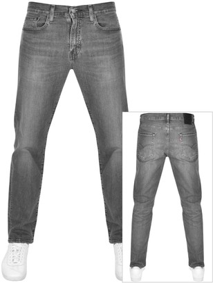 Levi's Levis 502 Regular Tapered Jeans Grey