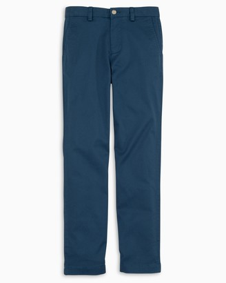 Southern Tide Boys Channel Marker Chino Pant