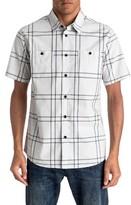 Quiksilver Men's Grandview Short Sleeve Sport Shirt