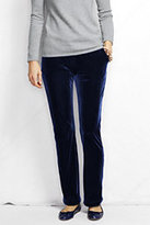Classic Women's Tall Sport Knit Pants - Velvet-Deep Midnight Navy