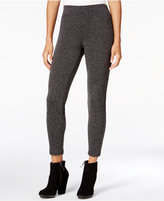 Maison Jules Hollywood Jacquard Skinny Pants, Only at Macy's