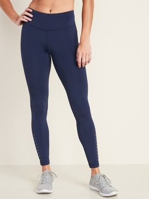 Old Navy Mid-Rise Elevate Lightweight Compression Run Leggings for Women