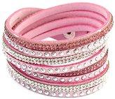 Tonsee Multi-Independence Rhinestone Diamond Bracelet