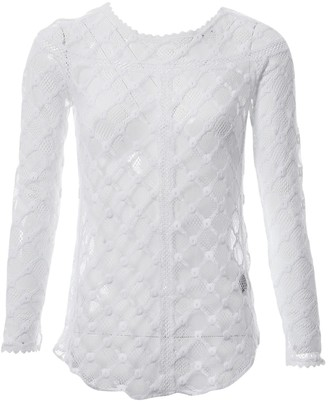 Isabel Marant \N White Lace Tops
